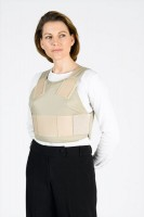 female covert vest