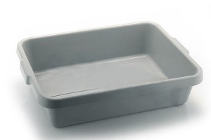 Plastic Search Tray