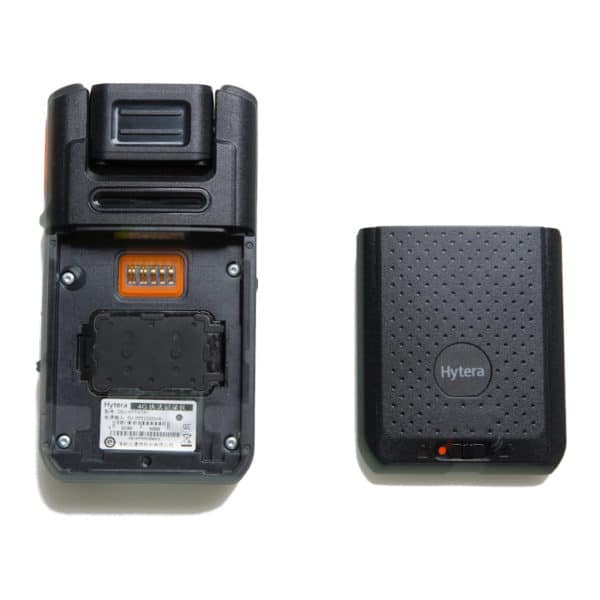 Hytera_VM780_Battery_Bodycam
