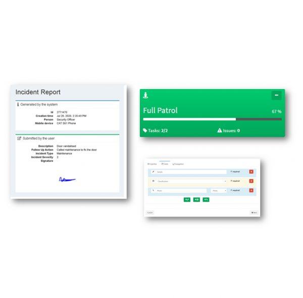 The Partner Online PRO – CAT S42 H+ Bundle