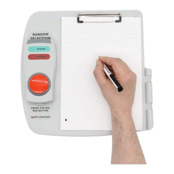 Hand-Held Search Randomiser on Clipboard