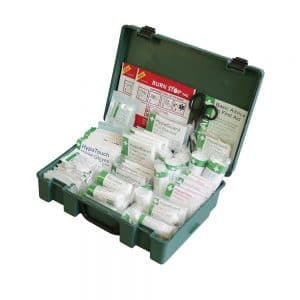 British Standards Compliant Economy Workplace First Aid Kit (Large)