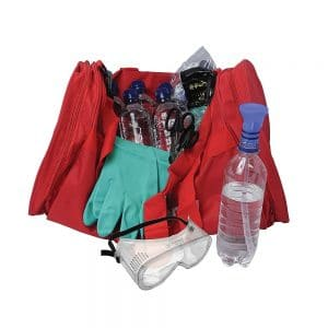 Decontamination Kit for Acid Attacks and Chemical Injuries