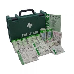 HSE_Economy_1_to_10_Person_First_Aid_Lkit_Contents_Photo