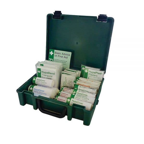 HSE_Economy_11_to_20_Person_First_Aid_kit_Contents_Photo