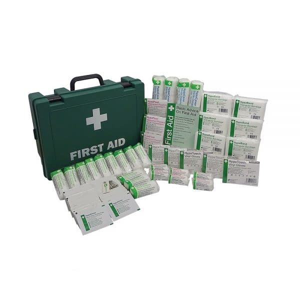 HSE_Economy_21_to_50_Person_First_Aid_kit_Contents_Photo