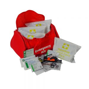 British Standard Compliant Mass Casualty Kit – 5 x Critical Injury Packs
