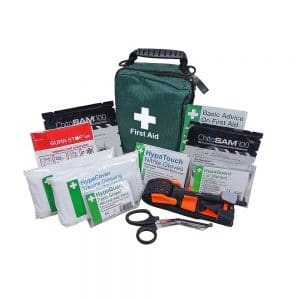 Wearable Personal Trauma Kit