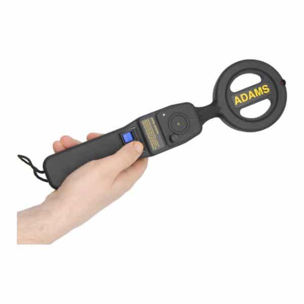Adams AD2600S Ultra-Sensitive Metal Detector Scanner