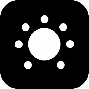 7 Locking Positions Icon