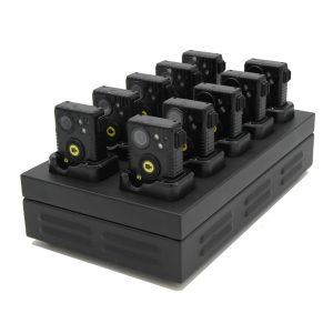 The Partner MK4 10-Port Body Camera Docking Station
